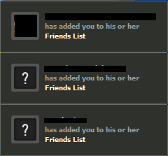 Steam Notifications